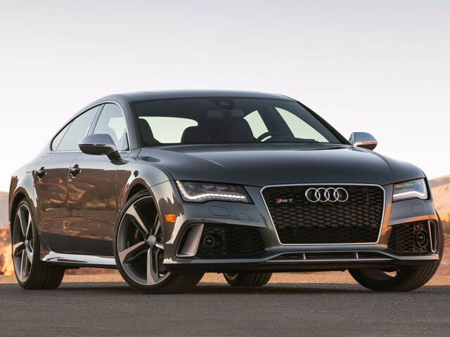 Highest Horsepower Luxury Vehicles of 2017 - 2017 Audi RS 7