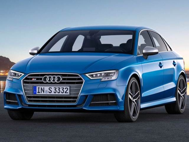 Best Safety Rated Sedans of 2017 - 2017 Audi S3