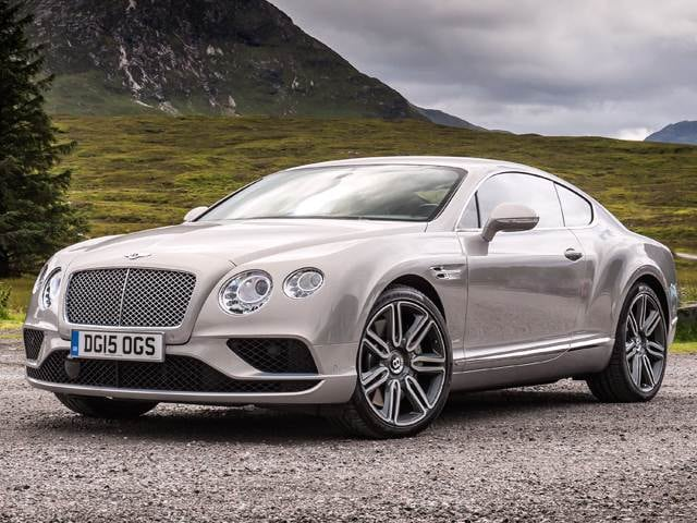 2017 bentley continental gt new car prices kelley blue book