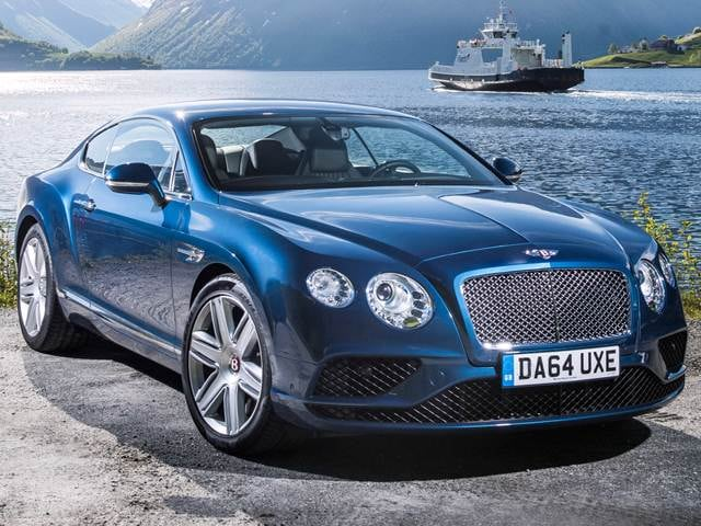 New Car 2017 Bentley Continental GT V8