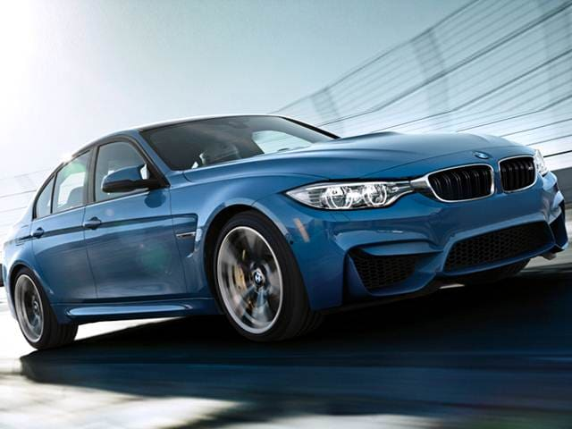 Top Expert Rated Sedans of 2017 - 2017 BMW M3