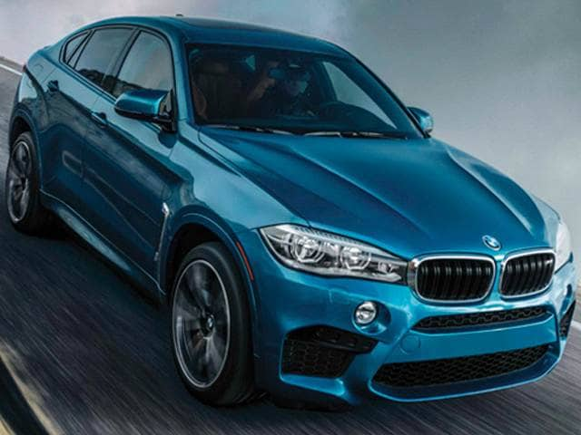 Top Consumer Rated Luxury Vehicles of 2017 - 2017 BMW X6 M