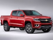 2017-Chevrolet-Colorado Crew Cab