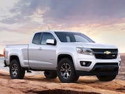 2017-Chevrolet-Colorado Extended Cab