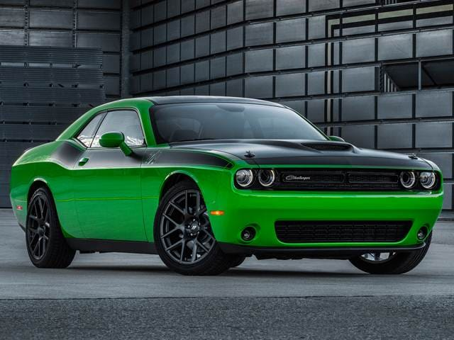 Most Popular Coupes of 2017 - 2017 Dodge Challenger