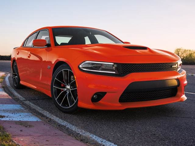 New Car 2017 Dodge Charger R/T Scat Pack