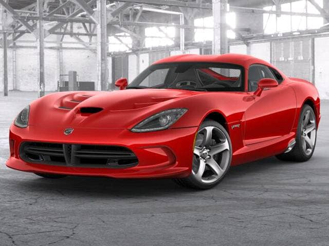 New Car 2017 Dodge Viper SRT
