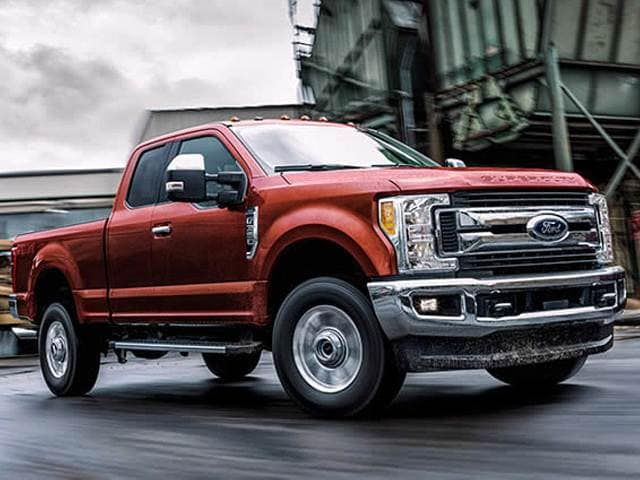 Highest Horsepower Trucks of 2017 - 2017 Ford F350 Super Duty Super Cab