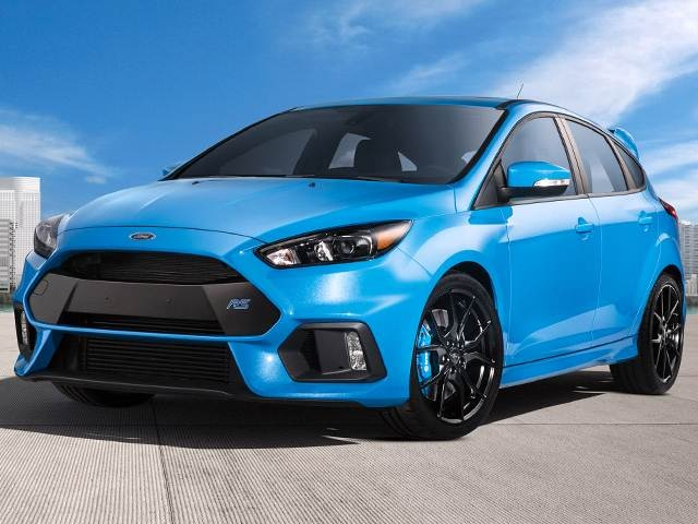Highest Horsepower Hatchbacks of 2017 - 2017 Ford Focus