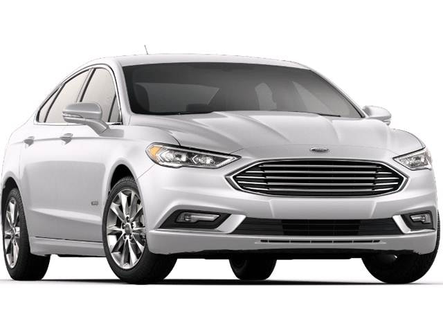 Most Fuel Efficient Sedans of 2017 - 2017 Ford Fusion Energi