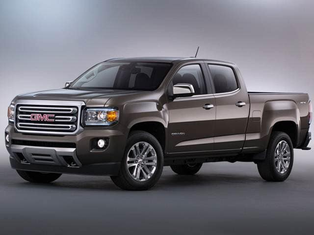 2017 gmc canyon crew cab denali new car prices kelley blue book. Black Bedroom Furniture Sets. Home Design Ideas