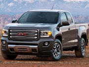 2017-GMC-Canyon Extended Cab