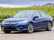2017-Honda-Accord Hybrid