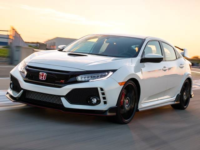 Top Expert Rated Coupes of 2017 - 2017 Honda Civic Type R