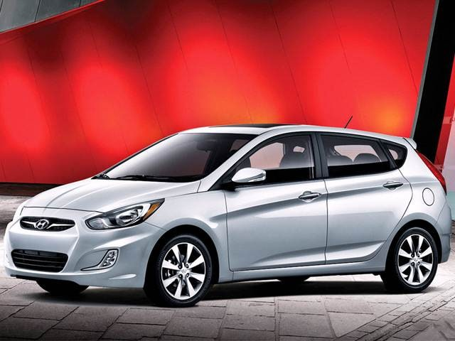 Used Hyundai Accent >> Hyundai Hatchback Models Kelley Blue Book