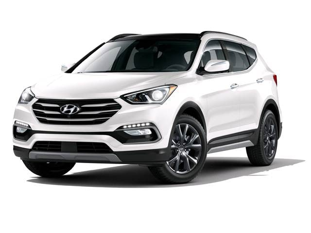 Best Safety Rated SUVs of 2017 - 2017 Hyundai Santa Fe Sport