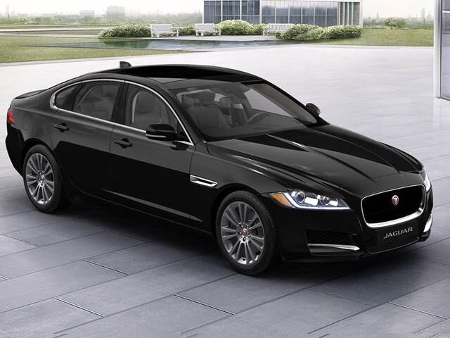 2017 Jaguar XF 35t Prestige Sedan 4D Used Car Prices ...