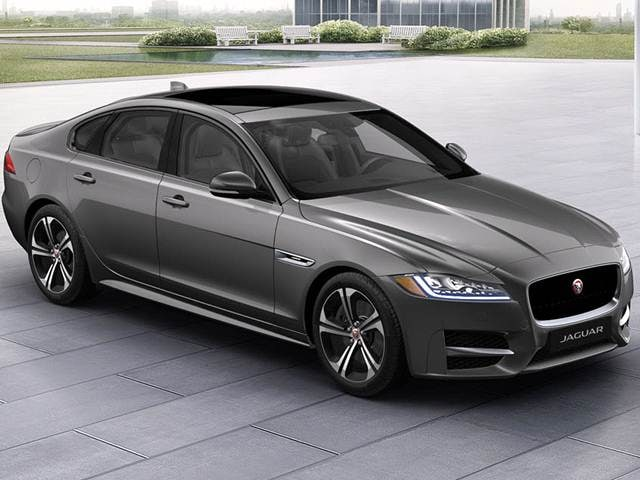 New Car 2017 Jaguar XF XF 20d R-Sport