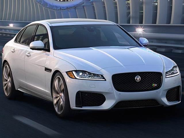 New Car 2017 Jaguar XF XF S