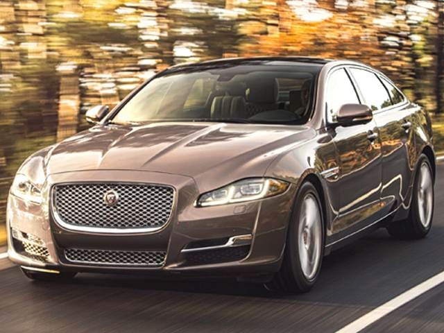 New Car 2017 Jaguar XJ XJL Supercharged