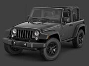 2016 jeep wrangler pricing ratings reviews kelley blue book. Black Bedroom Furniture Sets. Home Design Ideas