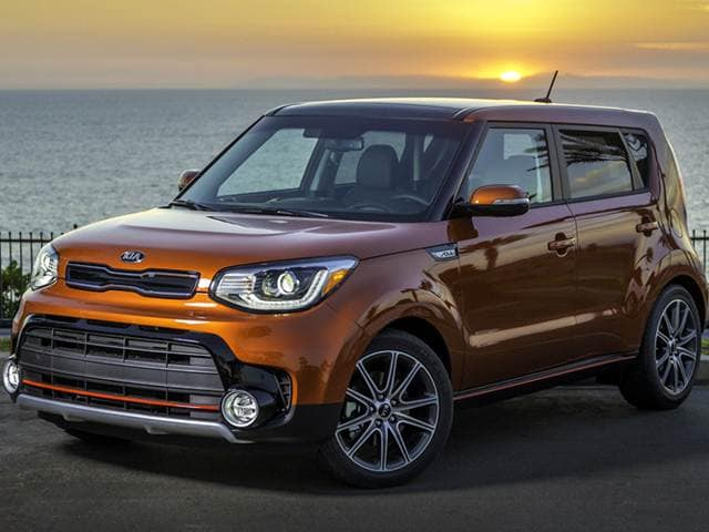 Best Safety Rated Hatchbacks of 2017 - 2017 Kia Soul