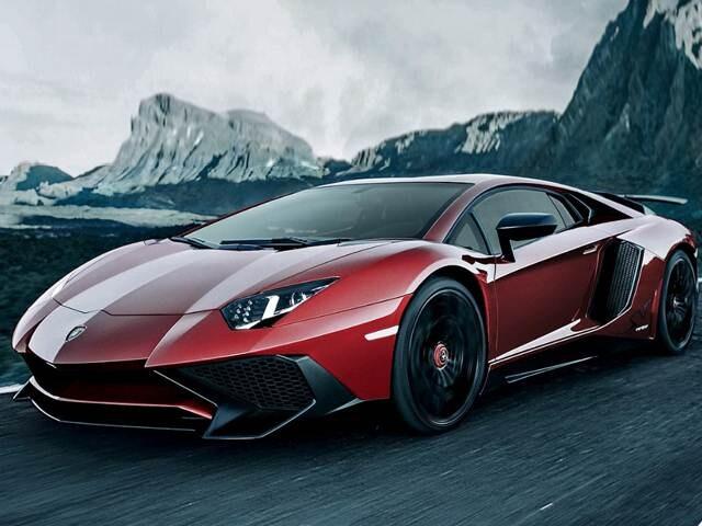 Perfect New Car 2017 Lamborghini Aventador LP 750 4 Superveloce