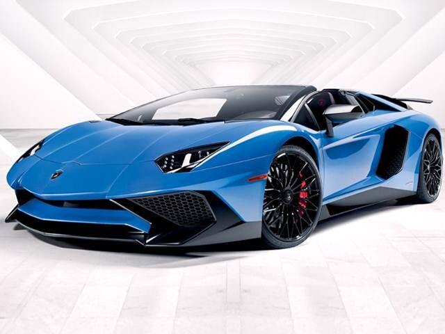 2017 Lamborghini Aventador Lp 750 4 Superveloce New Car Prices