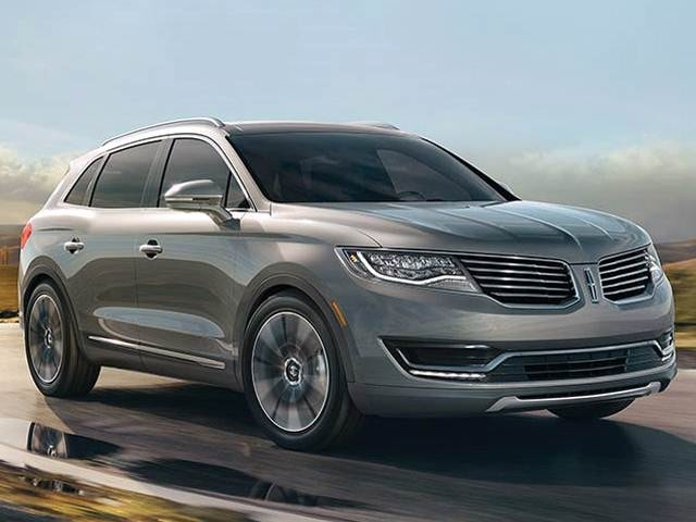 Best Safety Rated Crossovers of 2017 - 2017 Lincoln MKX