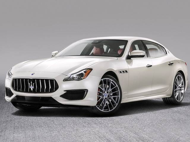 New Car 2017 Maserati Quattroporte S GranSport