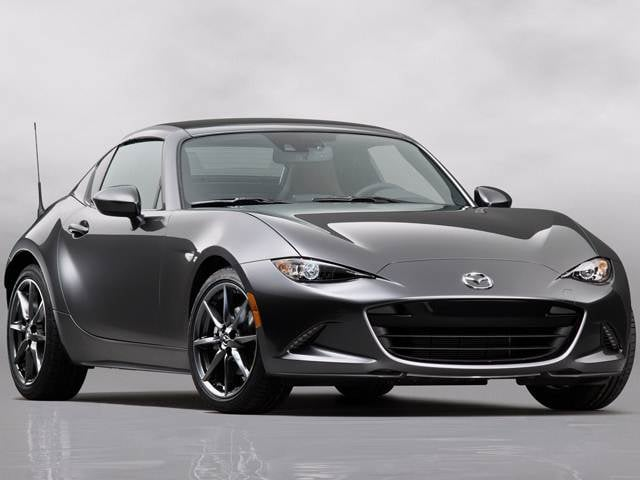 Top Consumer Rated Coupes of 2017 - 2017 Mazda MX-5 Miata RF