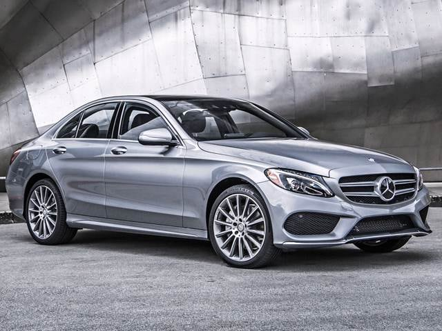 2017 Mercedes Benz C Class C 300 4matic Sedan 4d Used Car Prices