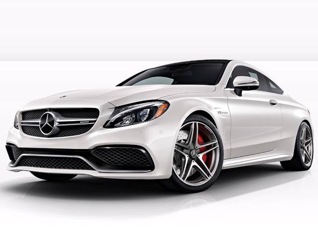 Top Expert Rated Luxury Vehicles of 2017 - 2017 Mercedes-Benz Mercedes-AMG C-Class