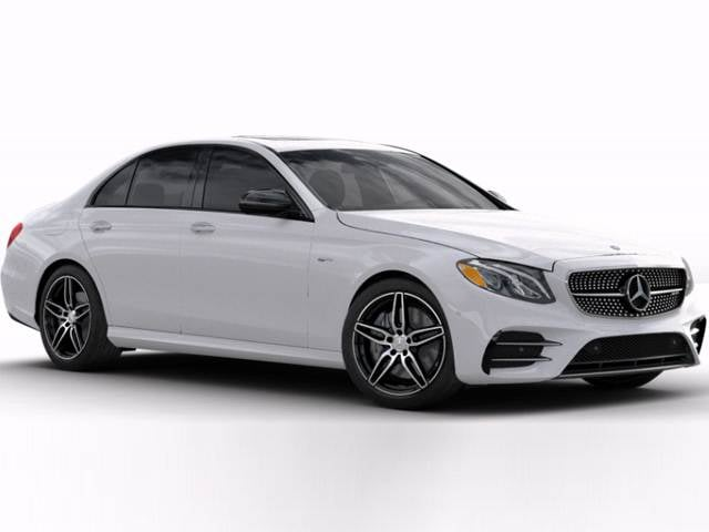 Top Expert Rated Luxury Vehicles of 2017 - 2017 Mercedes-Benz Mercedes-AMG E-Class