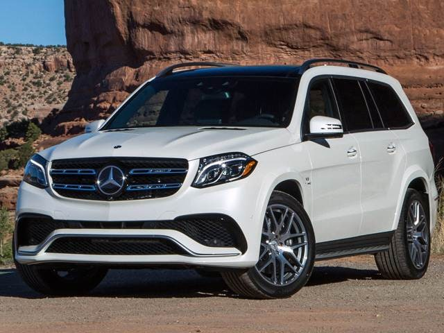 2017 Mercedes Benz Amg Gls Photo