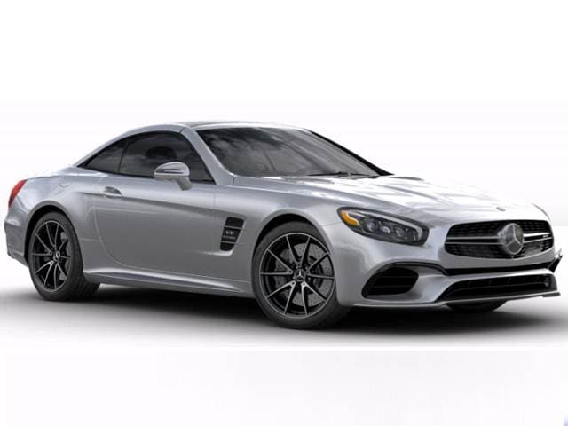 New Car 2017 Mercedes-Benz Mercedes-AMG SL SL 63 AMG
