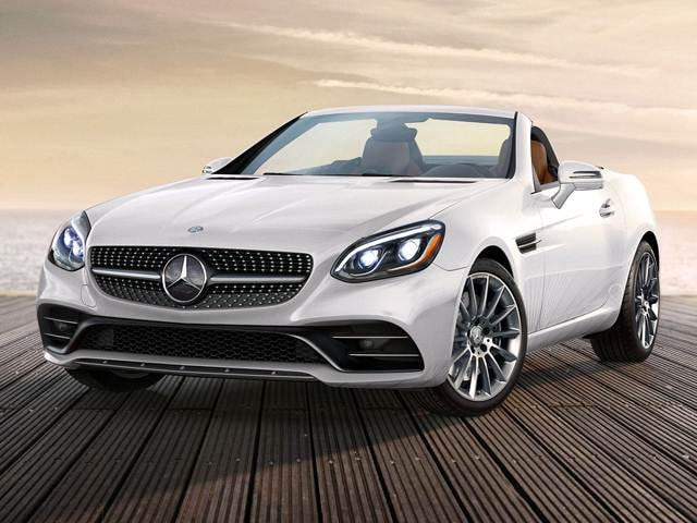 New Car 2017 Mercedes-Benz SLC SLC 300