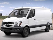 2017-Mercedes-Benz-Sprinter WORKER Cargo
