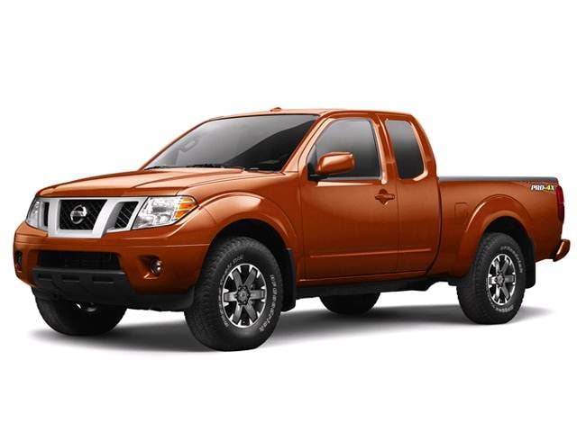 New Car 2017 Nissan Frontier King Cab PRO-4X