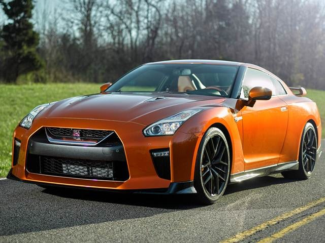 Highest Horsepower Coupes of 2017 - 2017 Nissan GT-R