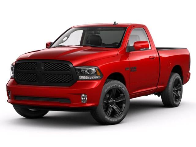 Top Consumer Rated Trucks Of 2017 Kelley Blue Book