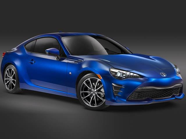 Top Expert Rated Coupes of 2017 - 2017 Toyota 86