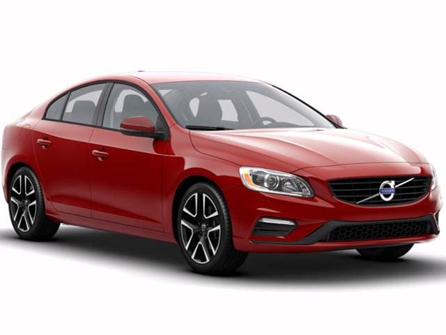 New Car 2017 Volvo S60 T6 R-Design Platinum