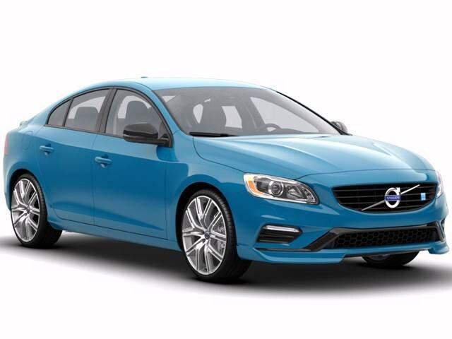 2017 Volvo S60 T6 Polestar New Car Prices | Kelley Blue Book