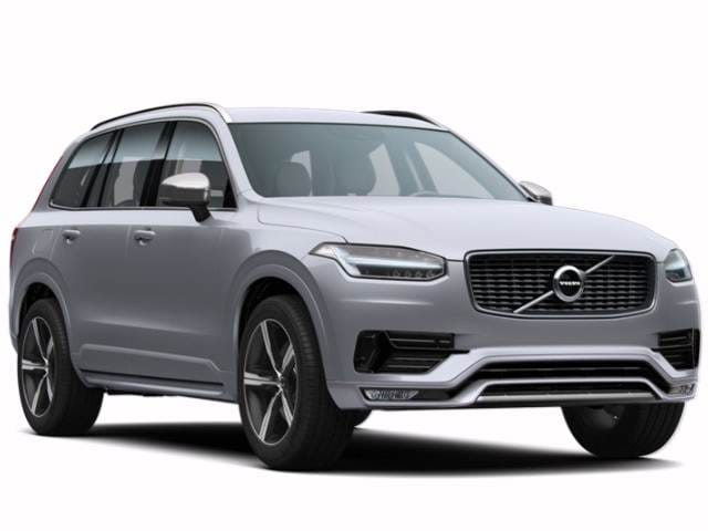 Highest Horsepower Electric Cars of 2017 - 2017 Volvo XC90