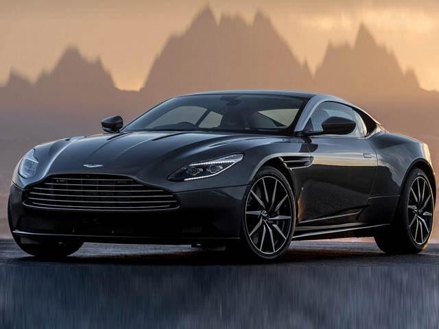 2018 Aston Martin Db11 V12 New Car Prices Kelley Blue Book