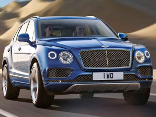 New Car 2018 Bentley Bentayga Onyx Edition