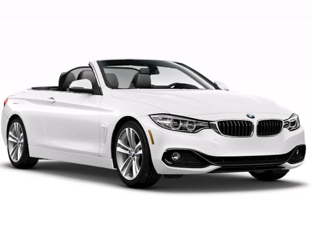 Top Consumer Rated Convertibles of 2018 - 2018 BMW 4 Series