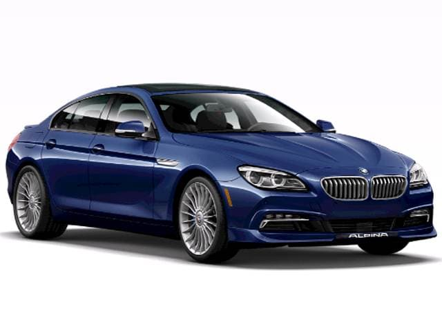 Highest Horsepower Luxury Vehicles of 2018 - 2018 BMW 6 Series