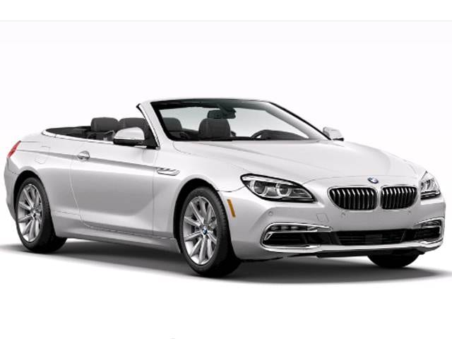 Top Expert Rated Convertibles of 2018 - 2018 BMW 6 Series